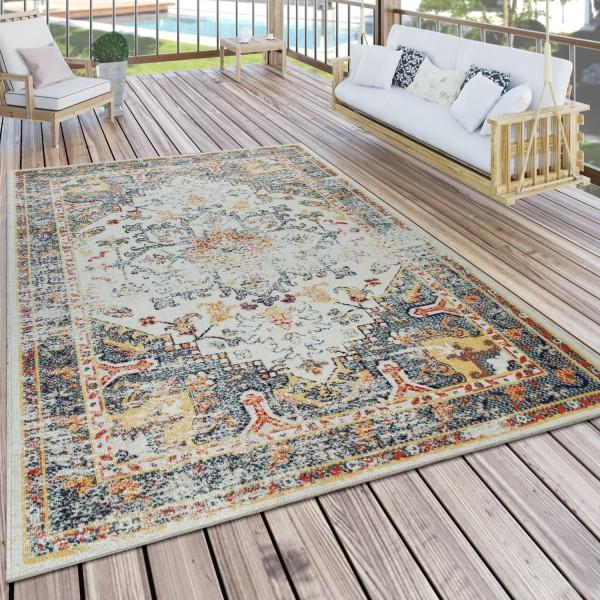 Orient-Carpet Balcone Esterna Balcone Colorato
